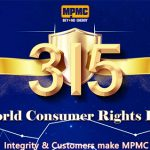 World Consumers Rights Day - MPMC speaks for Integrity
