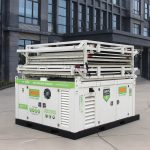 What is hybrid power station?