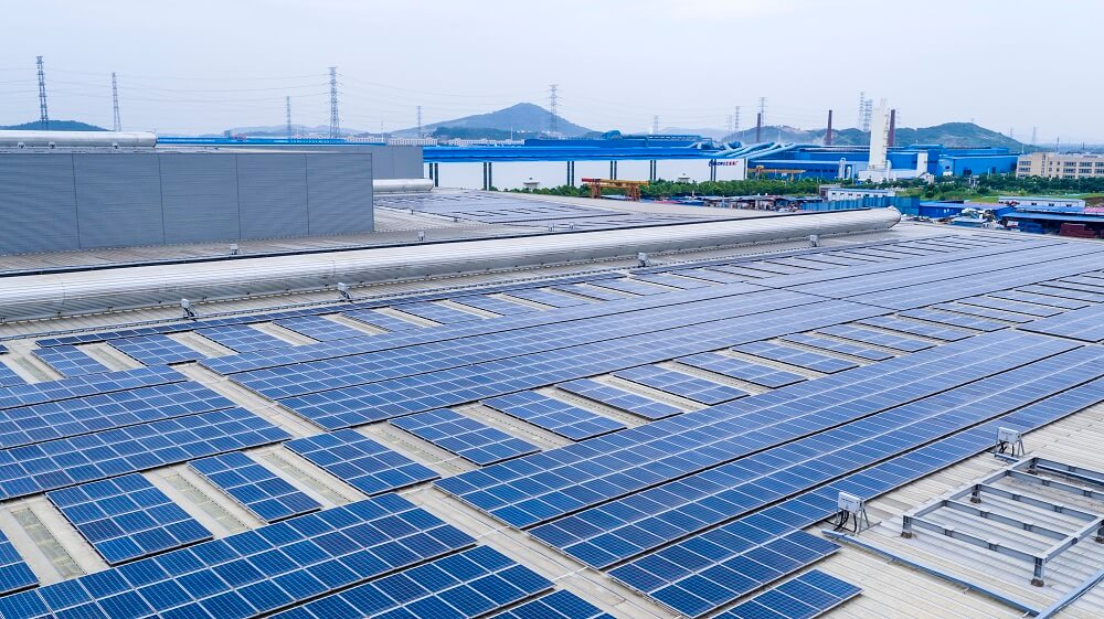 Photovoltaic Power Plant in Wuhuan,Hubei (1)