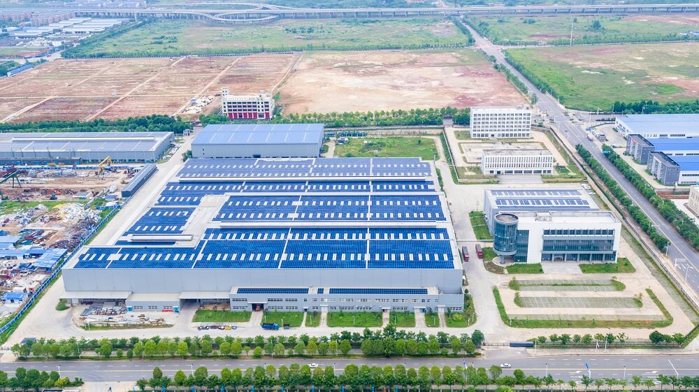 Photovoltaic Power Plant in Wuhuan,Hubei (10)