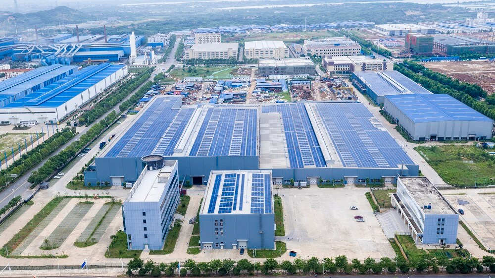 Photovoltaic Power Plant in Wuhuan,Hubei (2)