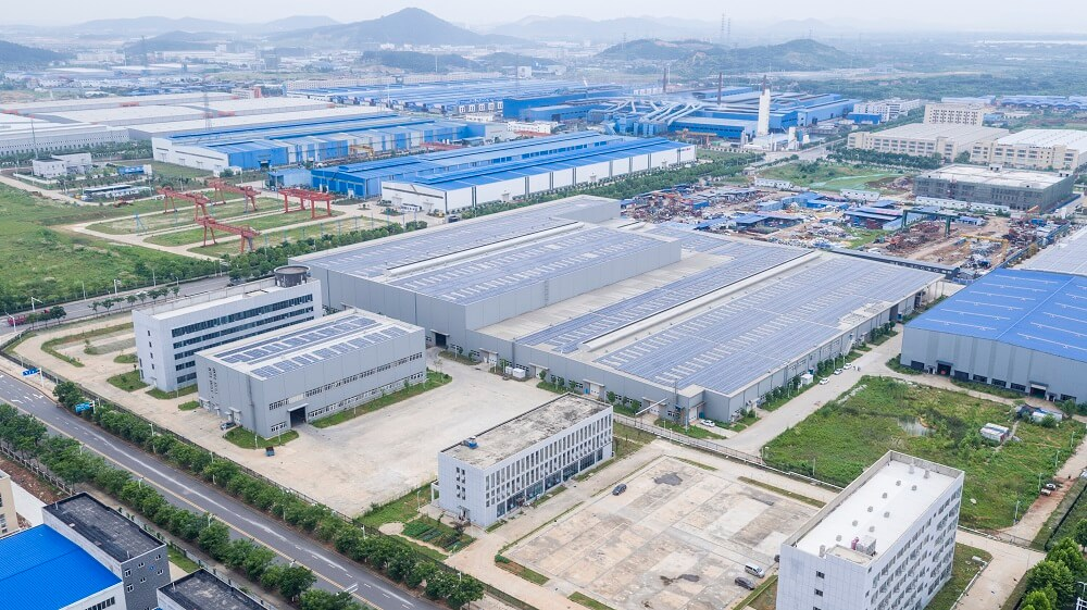 Photovoltaic Power Plant in Wuhuan,Hubei (3)