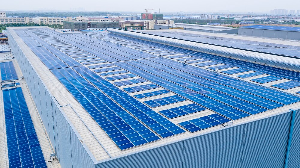 Photovoltaic Power Plant in Wuhuan,Hubei (5)