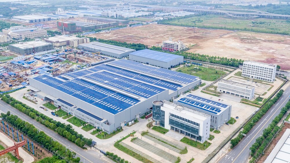 Photovoltaic Power Plant in Wuhuan,Hubei (8)