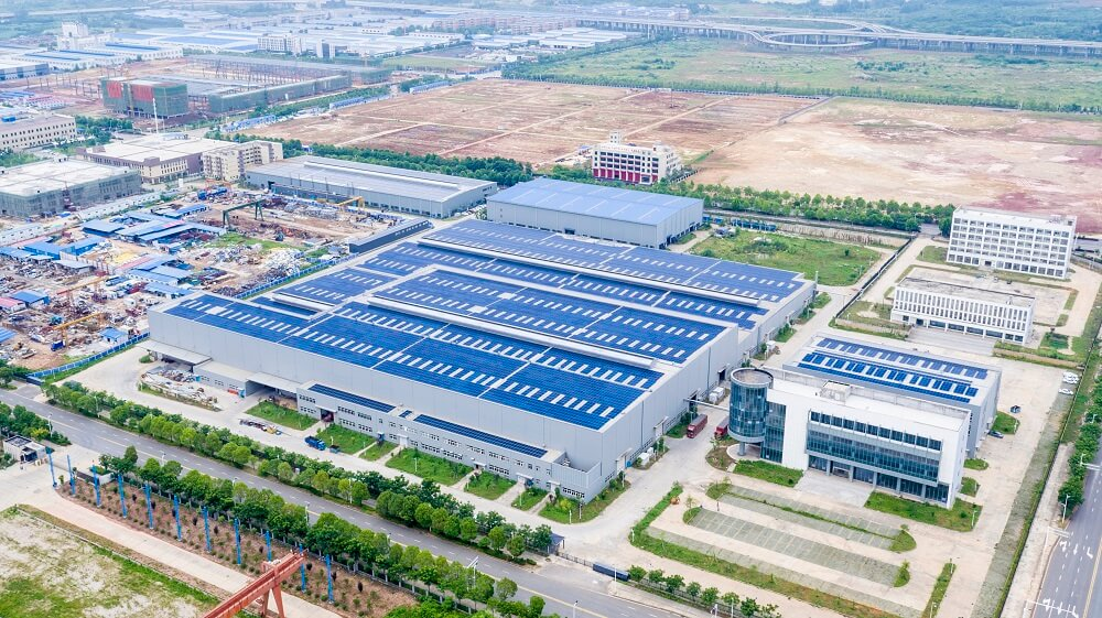 Photovoltaic Power Plant in Wuhuan,Hubei (9)